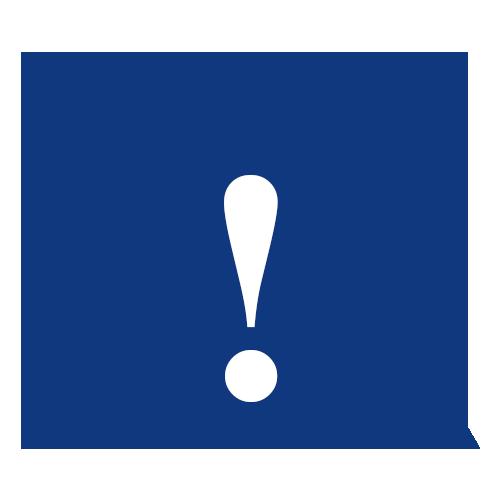 Symbol: Achtung